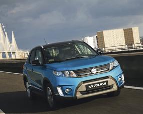Широкие возможности Suzuki Vitara