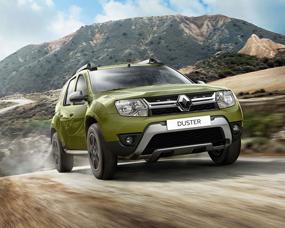 «Неубиваемый» Renault Duster