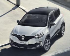Инновационный и стильный Renault Kaptur