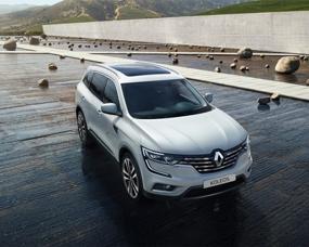 Максимально безопасный Renault Koleos